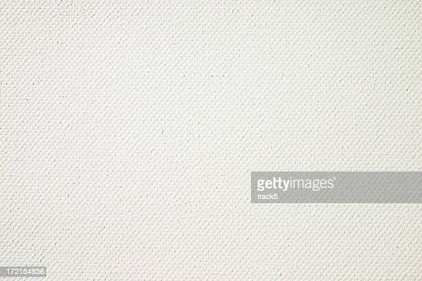 Primed artist's canvas, full frame background texture
