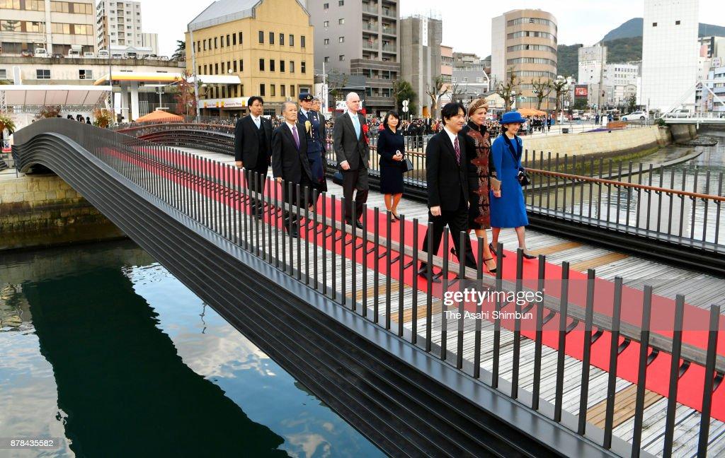 Princess Laurentien Of Netherlands Visits Japan - Day 2