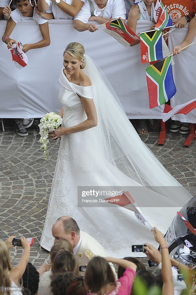 Monaco Royal Wedding - Premium Coverage - The Religious Wedding Service
