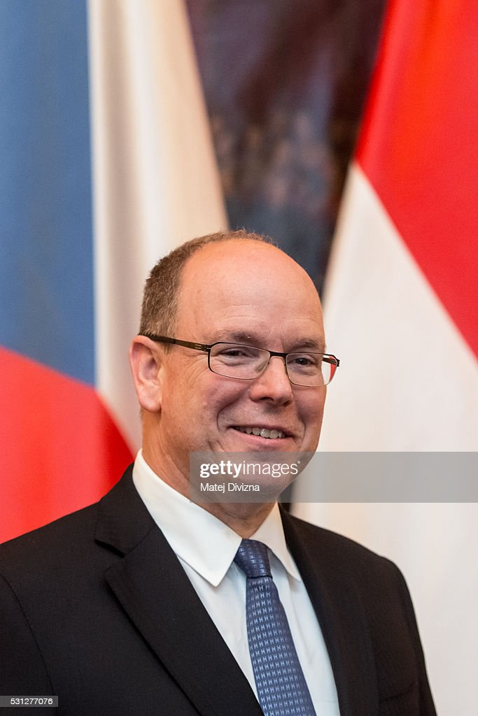 prince albert of monaco interview