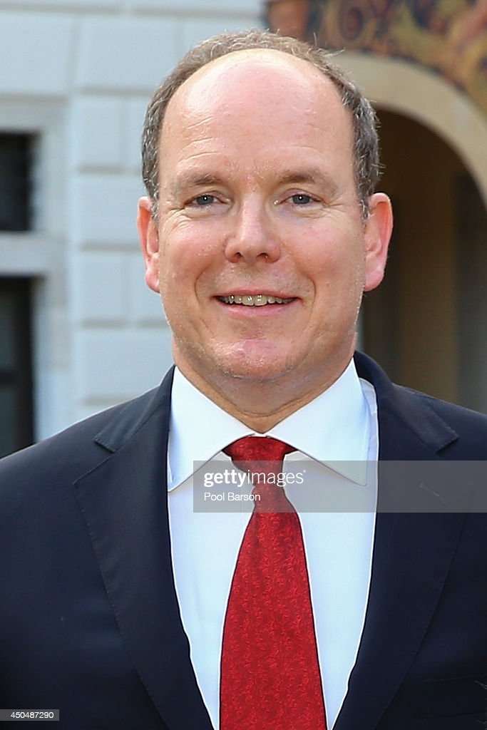 <a gi-track='captionPersonalityLinkClicked' href=/galleries/search?phrase=Prince+Albert+II+of+Monaco&family=editorial&specificpeople=201707 ng-click='$event.stopPropagation()'>Prince Albert II of Monaco</a> attend a Cocktail Reception at Monaco Palace on June 9, 2014 in Monte-Carlo, Monaco.