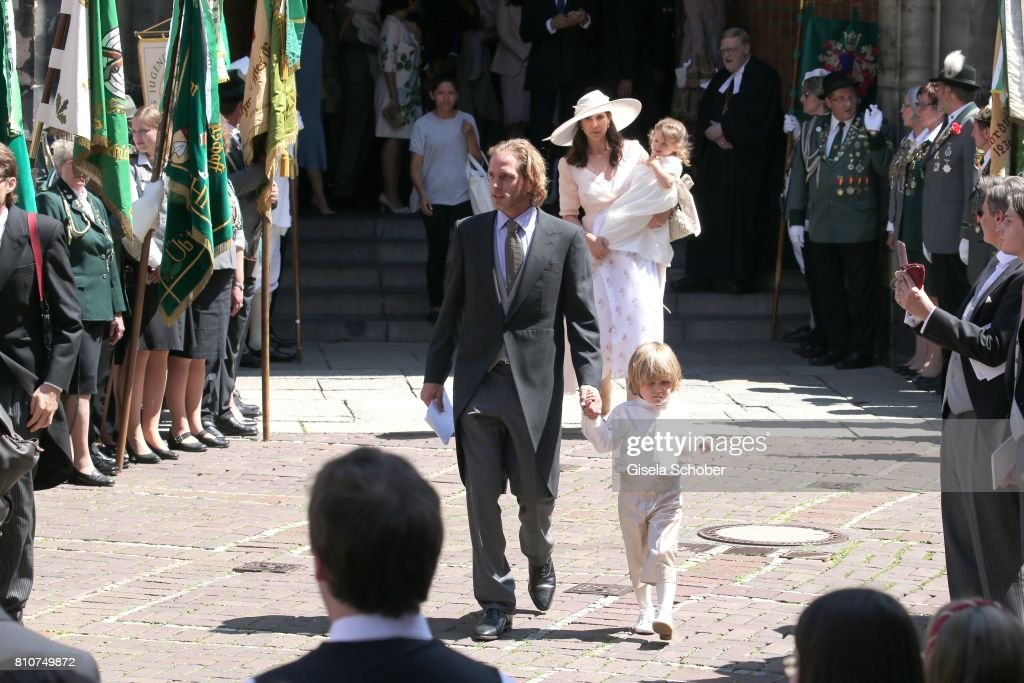 Wedding Of Prince Ernst August Of Hanover Jr. And Ekaterina Malysheva