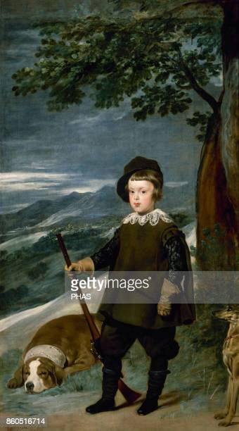 Prince Balthasar Charles Prince of Asturias Prince of Girona Duke of Montblanc Count of Cervera The only son of King Philip IV of Spain and his wife...