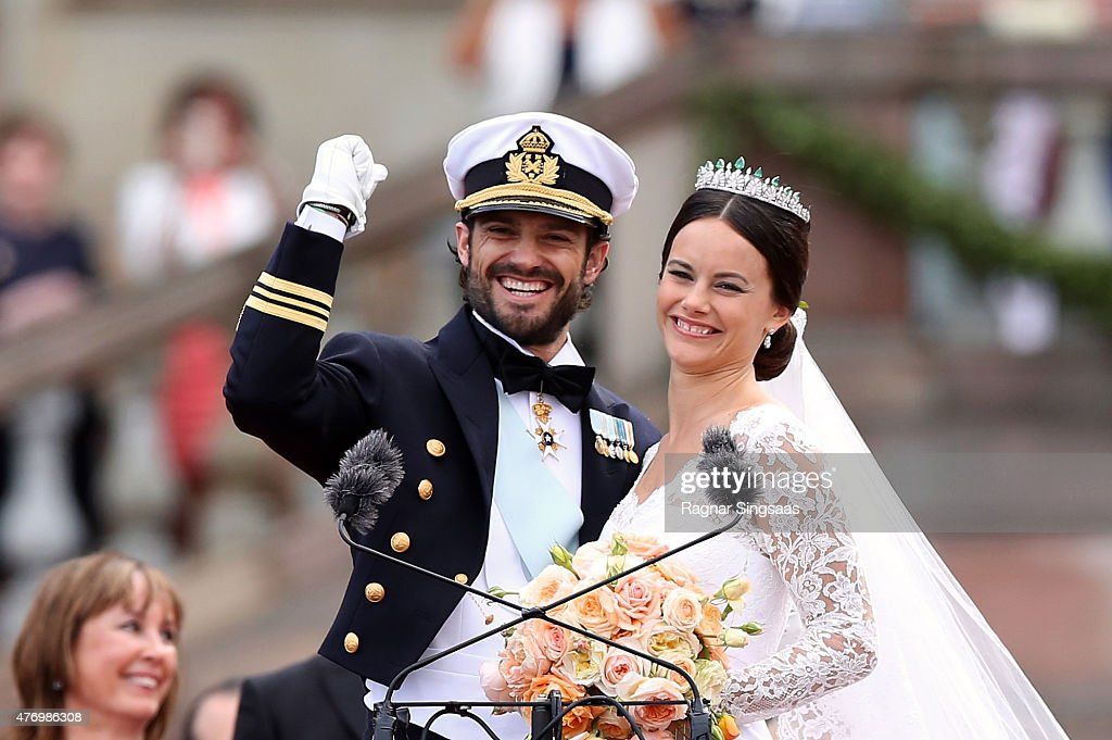 Prince Carl Philip and Princess Sofia Announce The Birth Of Their Second Child