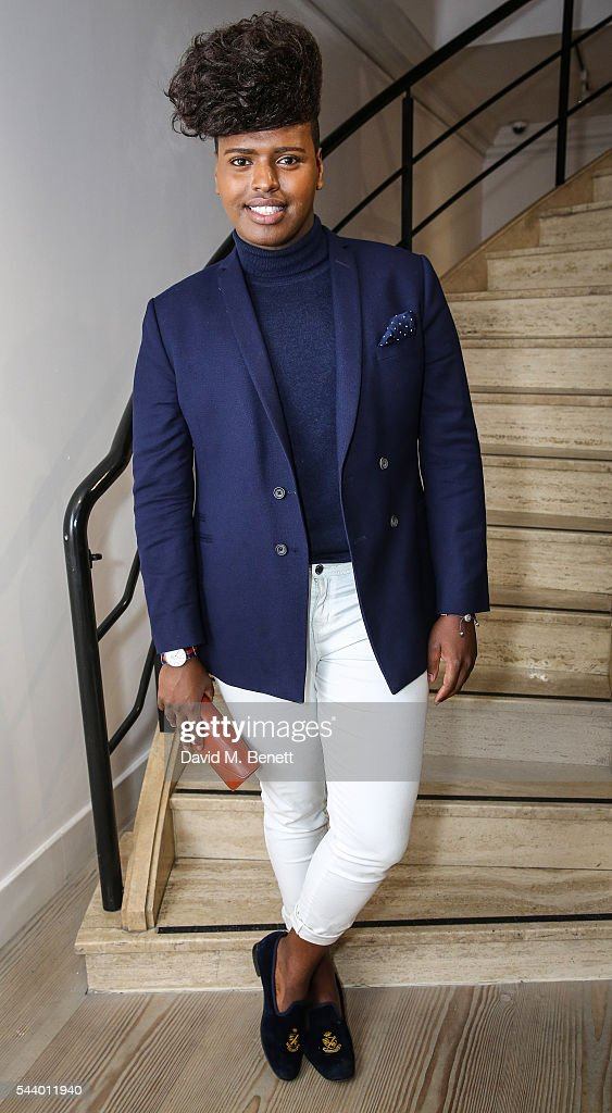 Prince Cassius attends a private view of 'Ordinary Madness' by Charlotte Colbert at Gazelli Art House on June 30, 2016 in London, England.