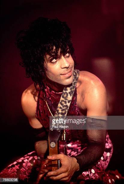 Prince celebrating his birthday and the nrelease of Purple Rain at 1st Avenue on 6/7/84 in Minneapolis Mn in Various Locations