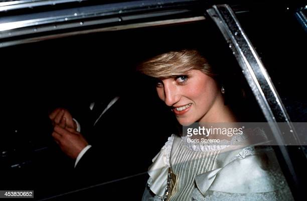 TORONTO ON Prince Charles and Diana Princess of Wales visit to Canada June 1983