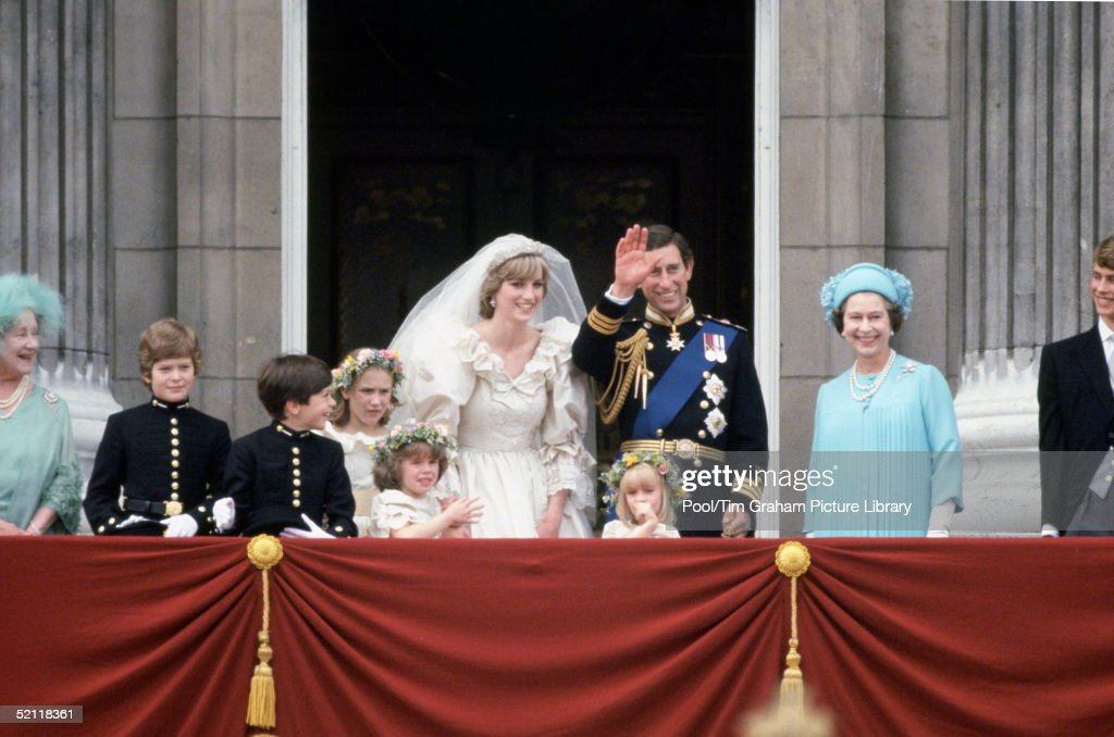 21 apr queen elizabeth ii of england born getty images for Queens wedding balcony