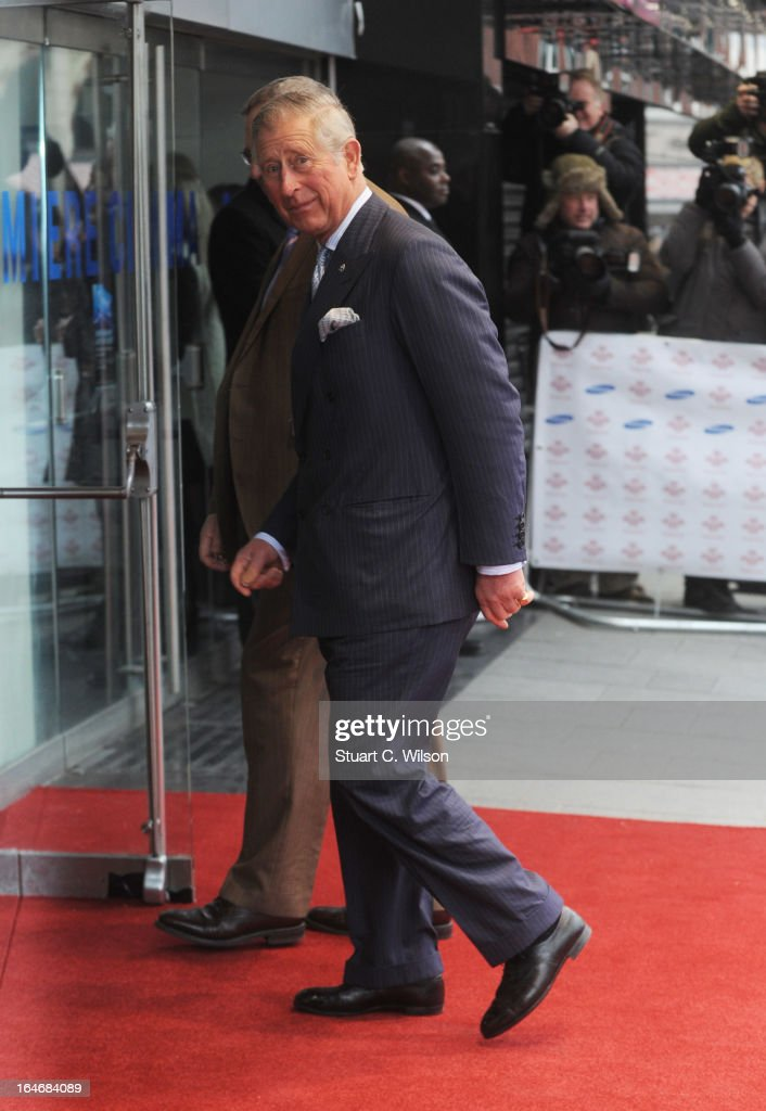 HRH <a gi-track='captionPersonalityLinkClicked' href=/galleries/search?phrase=Prince+Charles&family=editorial&specificpeople=160180 ng-click='$event.stopPropagation()'>Prince Charles</a> attends the Prince's Trust Celebrate Success Awards at Odeon Leicester Square on March 26, 2013 in London, England.