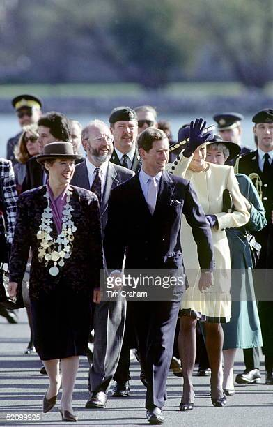 Prince Charles In Kingston Canada
