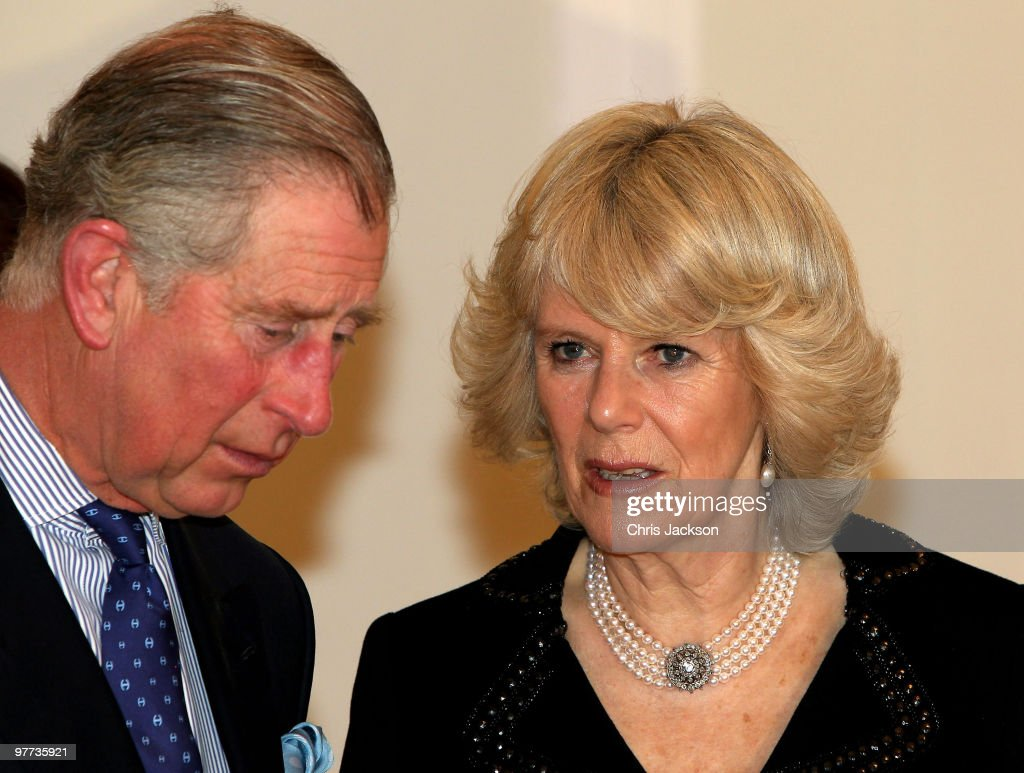 Prince Charles, Prince of Wales and Camilla, Duchess of Cornwall attend a Banquet at the Presidential Palace on March 15, 2010 in Warsaw, Poland. Prince Charles, Prince of Wales and Camilla, Duchess of Cornwall are on a three day trip to Poland as part of a tour of Eastern Europe that takes in Poland, Hungary and the Czech Republic.