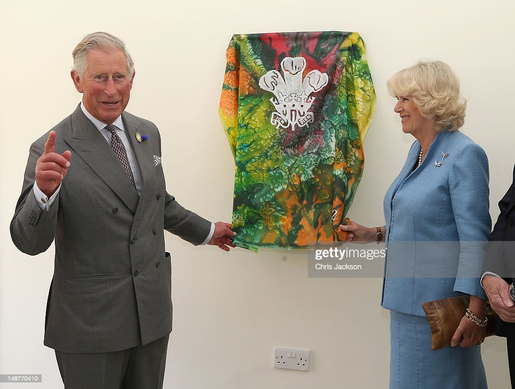 <a gi-track='captionPersonalityLinkClicked' href=/galleries/search?phrase=Prince+Charles&family=editorial&specificpeople=160180 ng-click='$event.stopPropagation()'>Prince Charles</a>, Prince of Wales and <a gi-track='captionPersonalityLinkClicked' href=/galleries/search?phrase=Camilla+-+Duchess+of+Cornwall&family=editorial&specificpeople=158157 ng-click='$event.stopPropagation()'>Camilla</a>, Duchess of Cornwall unveil a plaque in Les Bourges Hospice on July 19, 2012 in St Peter's Port, United Kingdom. The Prince of Wales and the Duchess of Cornwall are in Guernsey as part of a Diamond Jubilee visit to the Channel Islands taking in Jersey, Guernsey and Sark