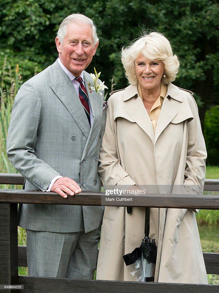 Prince Charles, Prince of Wales and Camilla, Duchess of Cornwall visit The Royal Norfolk Show at Norfolk Showground on June 29, 2016 in Norwich, England.