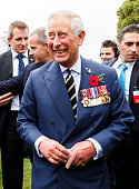 Prince Charles Prince of Wales attends the Memorial Service at Lone Pine on April 25 2015 in Eceabat Turkey Turkish and Allied powers representatives...