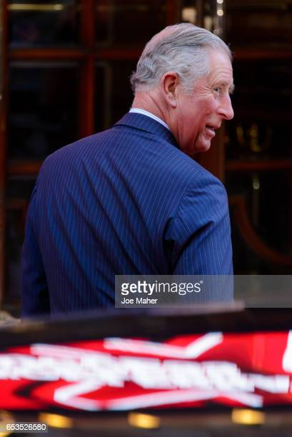 Prince Charles Prince of Wales attends the Prince's Trust Celebrate Success Awards on March 15 2017 in London England