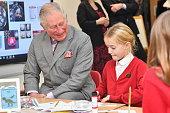 UNS: The Prince Of Wales Visits Gloucestershire
