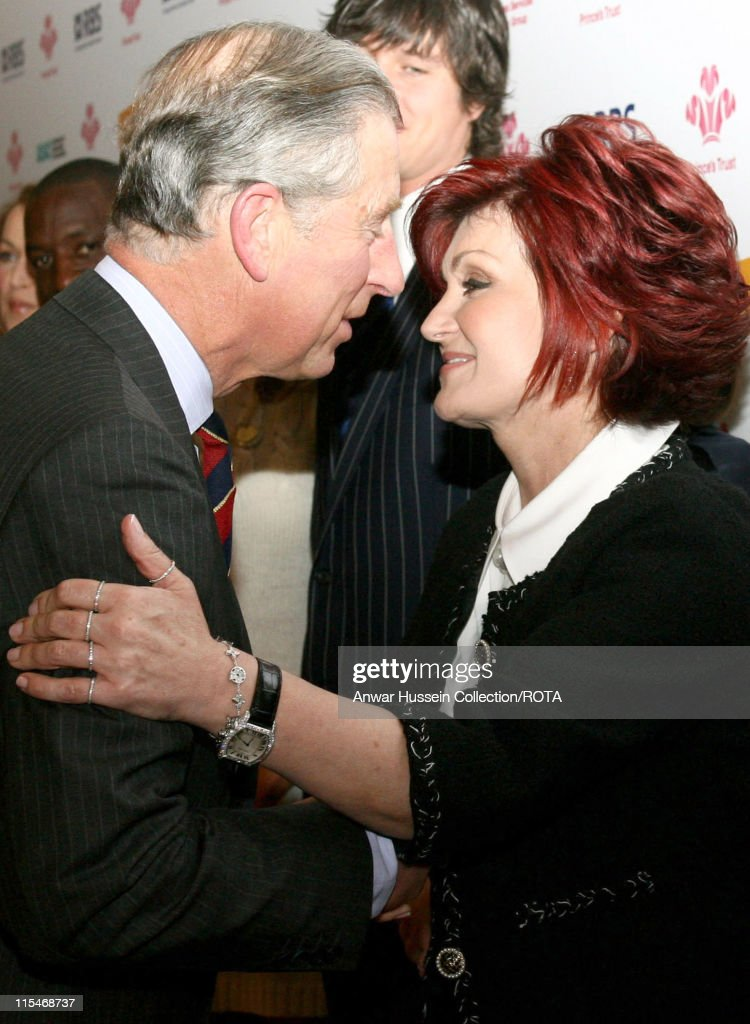 <a gi-track='captionPersonalityLinkClicked' href=/galleries/search?phrase=Prince+Charles+-+Prince+of+Wales&family=editorial&specificpeople=160180 ng-click='$event.stopPropagation()'>Prince Charles</a>, Prince of Wales greets <a gi-track='captionPersonalityLinkClicked' href=/galleries/search?phrase=Sharon+Osbourne&family=editorial&specificpeople=203094 ng-click='$event.stopPropagation()'>Sharon Osbourne</a> with a kiss at the 'Prince's Trust Celebrate Success Awards, at the Barbican, central London, on Thursday 15 March 2007.