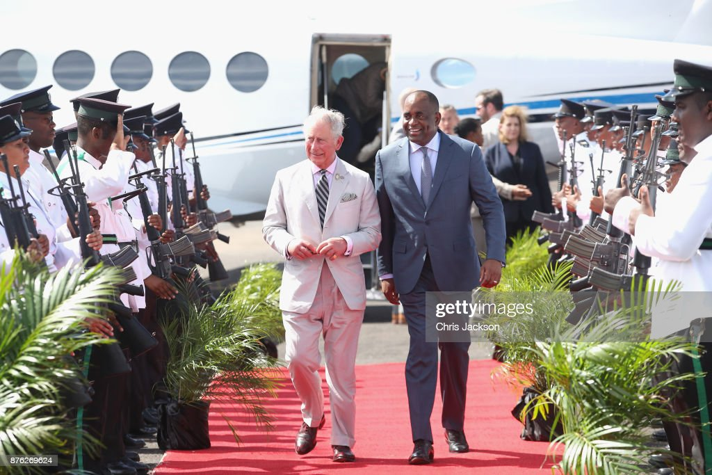The Prince Of Wales Visits The Caribbean - Day 3