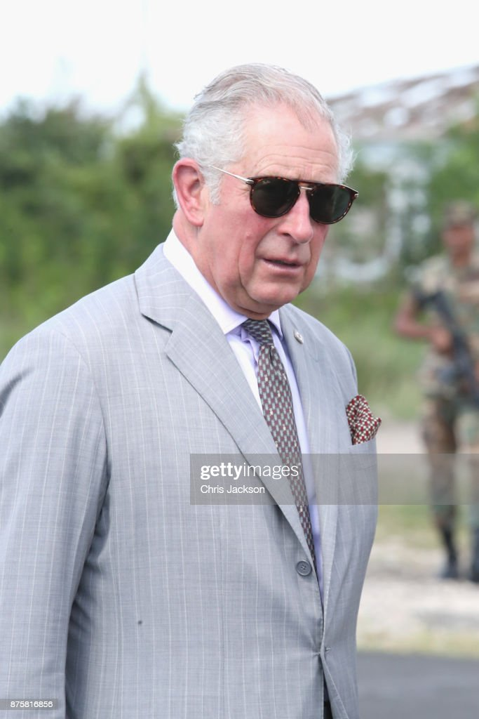 The Prince Of Wales Visits The Caribbean - Day 2