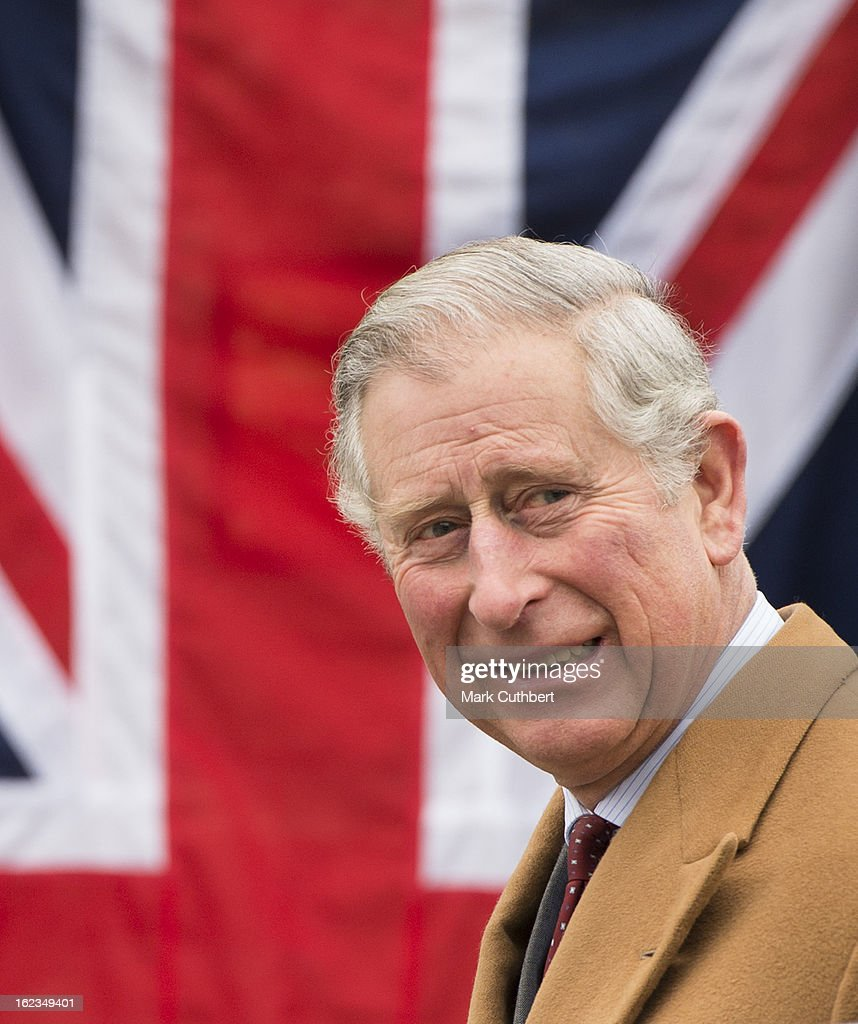 <a gi-track='captionPersonalityLinkClicked' href=/galleries/search?phrase=Prince+Charles+-+Prince+of+Wales&family=editorial&specificpeople=160180 ng-click='$event.stopPropagation()'>Prince Charles</a>, Prince of Wales officially opens the Uley Community Stores and Post Office and meets volunteers and members of the local community who worked on the project on February 22, 2013 in Uley, Gloucestershire, United Kingdom.