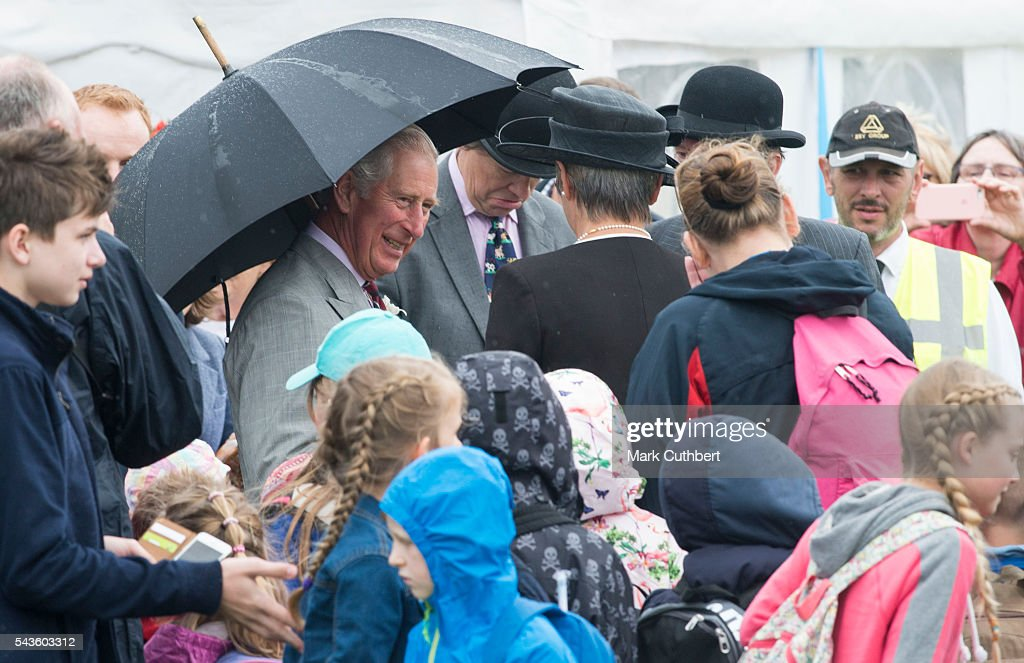 <a gi-track='captionPersonalityLinkClicked' href=/galleries/search?phrase=Prince+Charles+-+Prince+of+Wales&family=editorial&specificpeople=160180 ng-click='$event.stopPropagation()'>Prince Charles</a>, Prince of Wales visits The Royal Norfolk Show at Norfolk Showground on June 29, 2016 in Norwich, England.