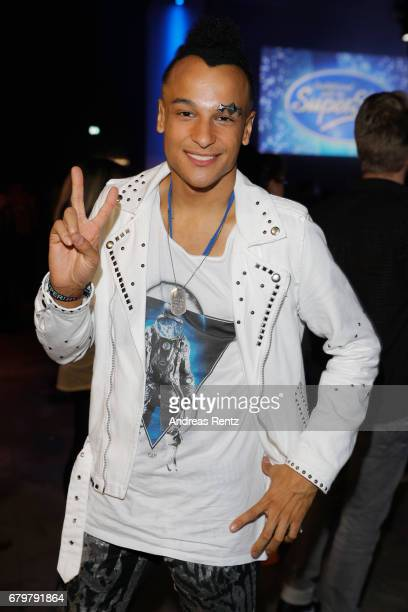 Prince Damien attends the after show party during the finals of the tv competition 'Deutschland sucht den Superstar' at Coloneum on May 6 2017 in...