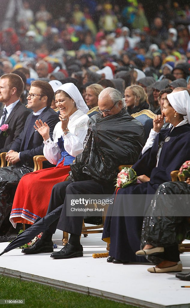 Victoriadagen 2011 - Celebration Of Princess Victoria's 34th Birthday