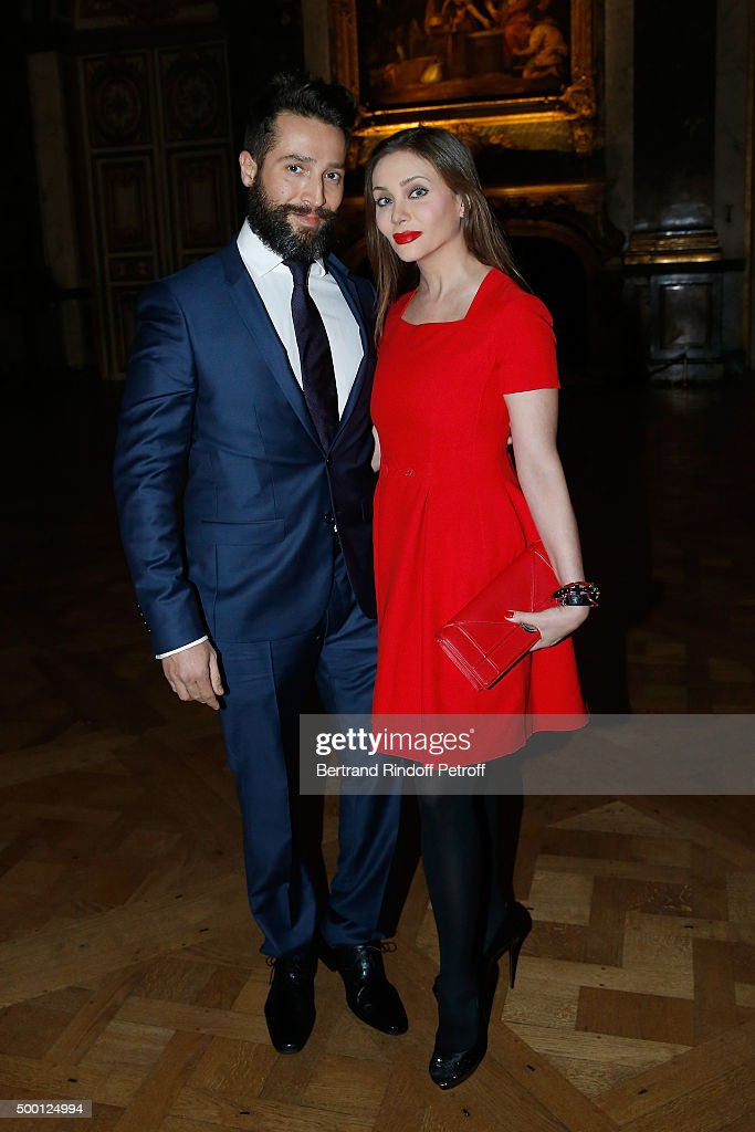"""France-USA"" : Gala Dinner At Chateau de Versailles In Paris"