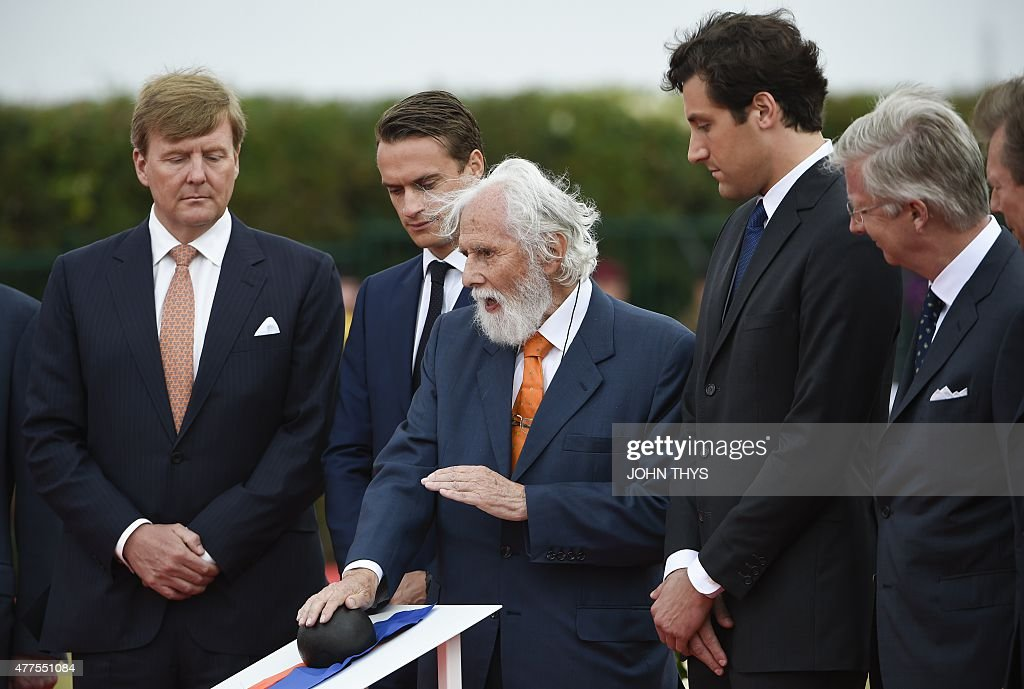 Grand Duke Henri Of Luxembourg Getty Images