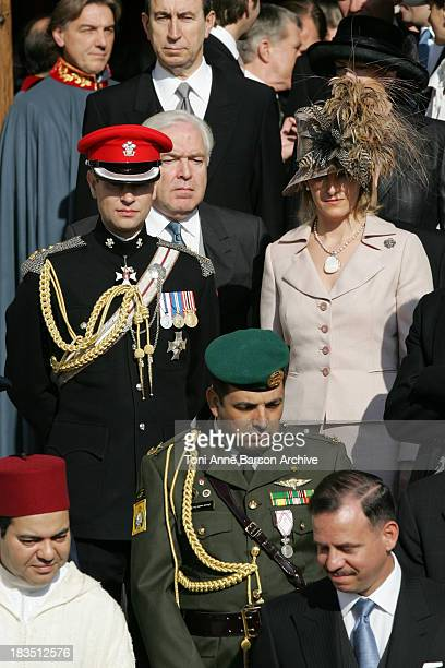 Prince Edward Earl of Wessex and Sophie RhysJones Countess of Wessex