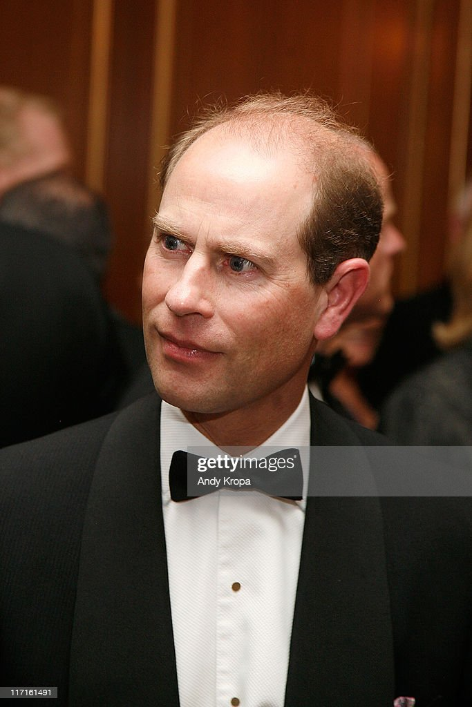 The Duke Of Edinburgh's International Award And Young ...  Edward Earl Of Wessex Young