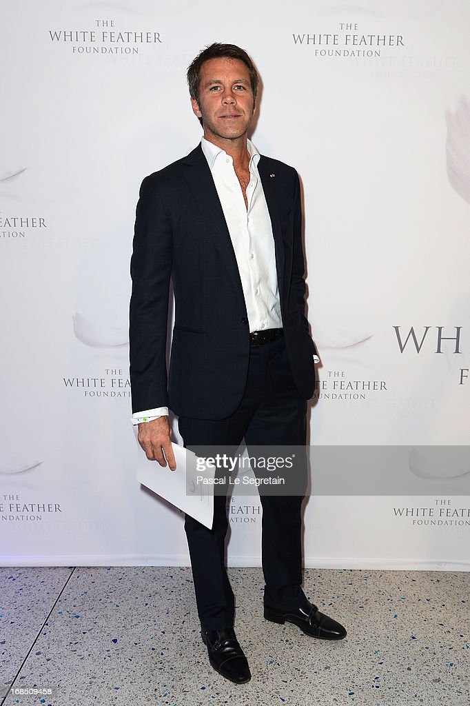 Prince Emmanuel-Philibert of Savoy arrives at The White Feather Foundation Charity Ball 2013 at Ballet De Monte Carlo on May 10, 2013 in Monaco, Monaco. The event raises funds for Julian Lennon's charity 'The White Feather Foundation' which aims to give a voice and support to those who cannot be heard, aids, ongoing humanitarian and environmental projects, with an emphasis on water projects in 2013.