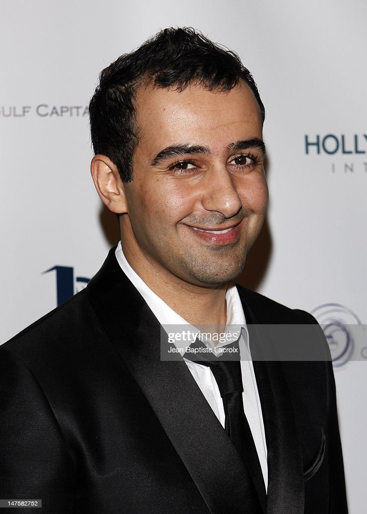 Prince Faisal S. Al Saud of the Saudi Arabian Royal Family celebrate his birthday at the Sky Bar at the Mondrian Hotel on July 9, 2009 in West Hollywood, California.