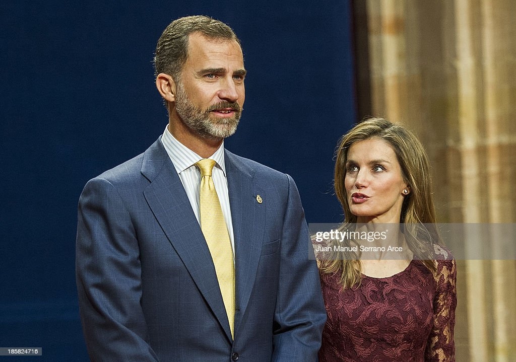 Principes de Asturias Awards 2013 - Day 2
