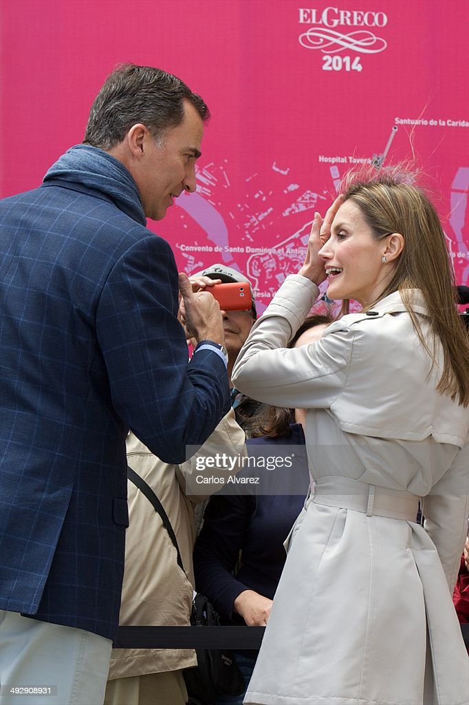 Spanish Royals celebrate Their 10th Wedding Anniversary in ...