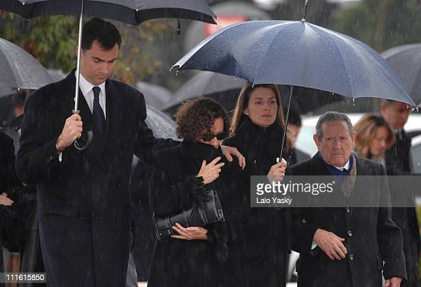 Prince Felipe Paloma Rocasolano Princess Letizia and Francisco Rocasolano