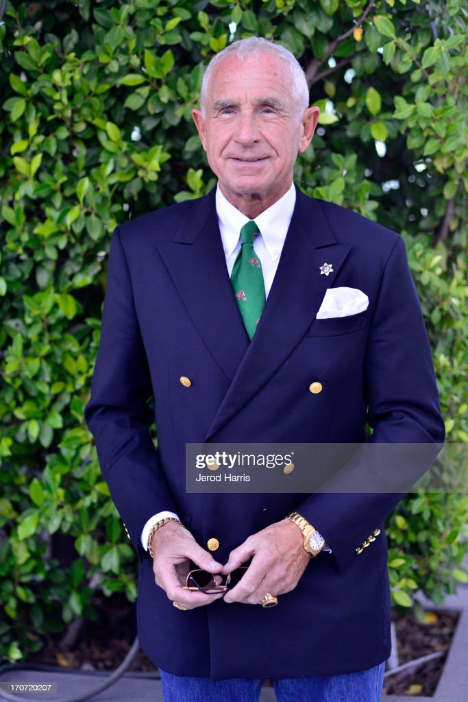 Prince Frederic von Anhalt attends the Filmmaker Reception during the 2013 Los Angeles Film Festival at Ritz Carlton on June 16, 2013 in Los Angeles, California.