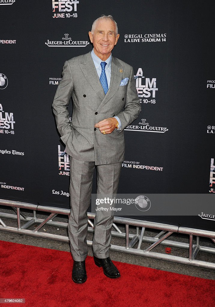 Prince Frederic von Anhalt attends the opening night premiere of 'Grandma' during the 2015 Los Angeles Film Festival at Regal Cinemas L.A. Live on June 10, 2015 in Los Angeles, California.