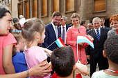 Luxembourg Celebrates National Day : Day 1