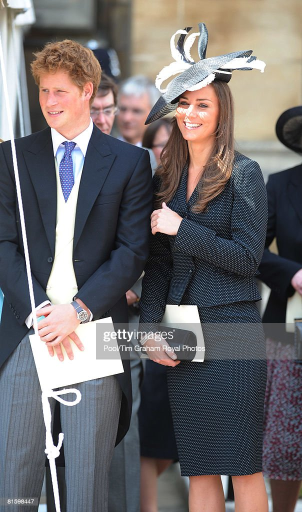 Order Of The Garter - 660th Anniversary Service   Getty Images