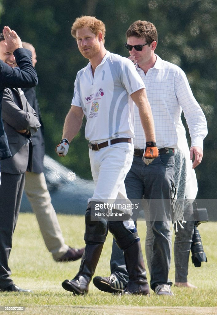 <a gi-track='captionPersonalityLinkClicked' href=/galleries/search?phrase=Prince+Harry&family=editorial&specificpeople=178173 ng-click='$event.stopPropagation()'>Prince Harry</a> at The Audi Polo Challenge at Coworth Park on May 29, 2016 in London, England.