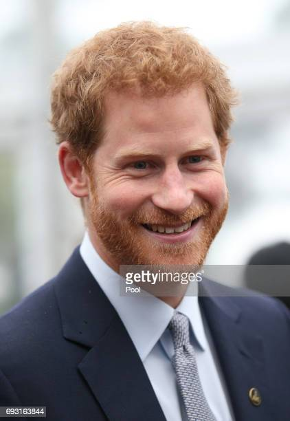 Prince Harry attends a function at Admiralty House on June 7 2017 in Sydney Australia Prince Harry is on a twoday visit to Sydney for the launch of...