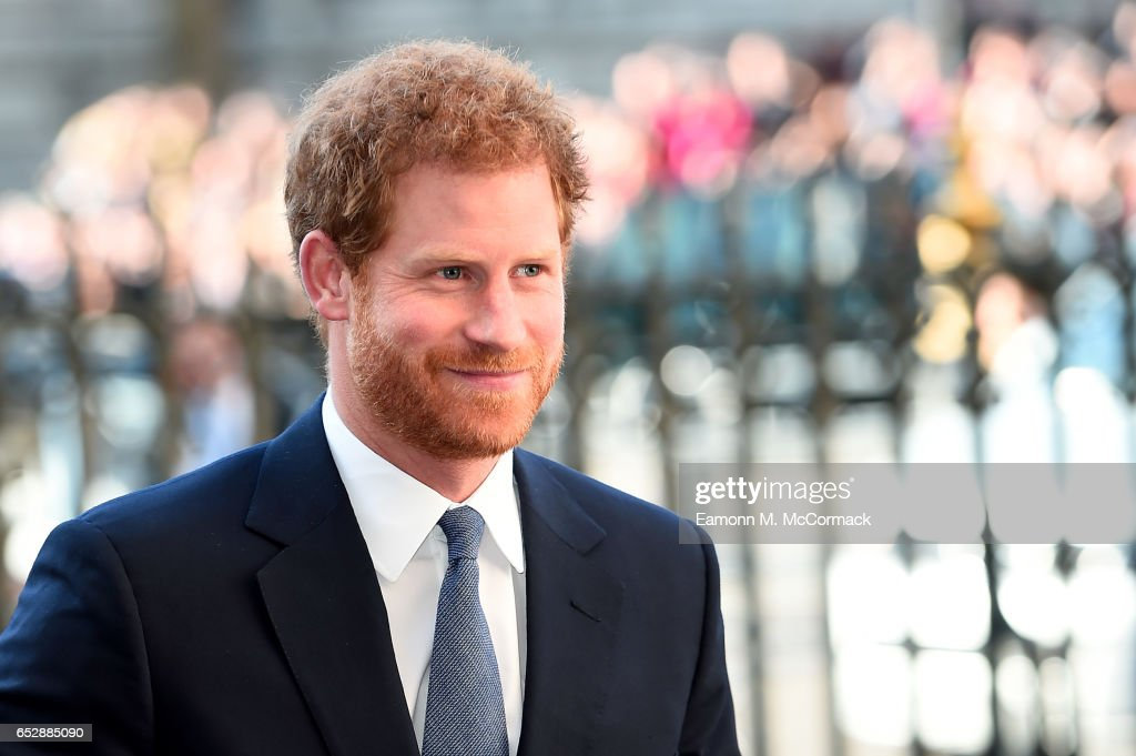 prince-harry-attends-the-annual-commonwealth-day-service-and-during-picture-id652885090