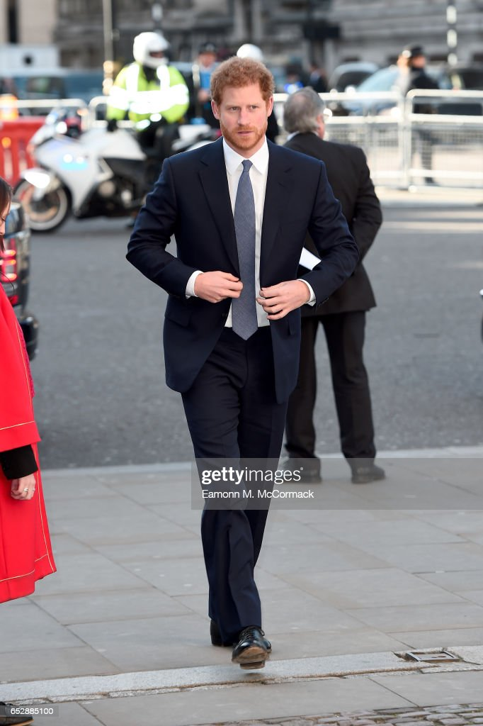 prince-harry-attends-the-annual-commonwealth-day-service-and-during-picture-id652885100