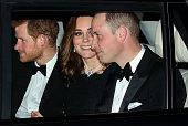 Queen Elizabeth II and The Duke of Edinburgh 70th...