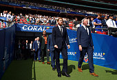 The Duke Of Sussex Attends The Rugby League Challenge...