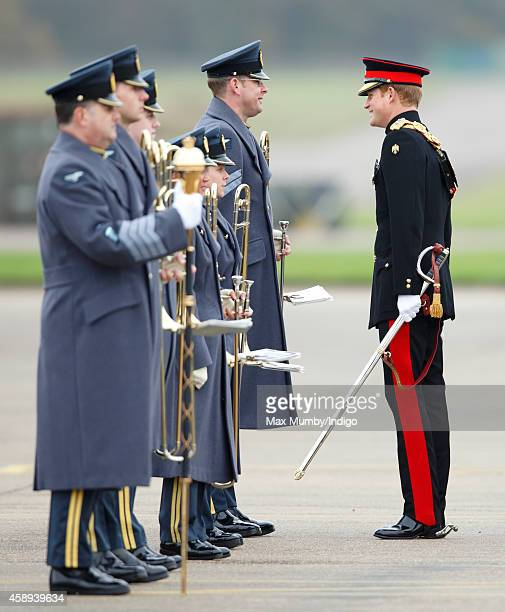 Prince Harry Uniform Pictures And Photos