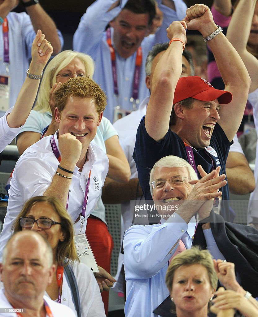 Olympics - Day 11 - Royals at the Olympics