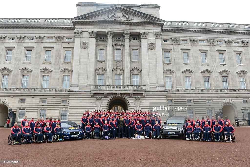 Prince harry attends unveiling of the uk invictus games - Is there a swimming pool in buckingham palace ...