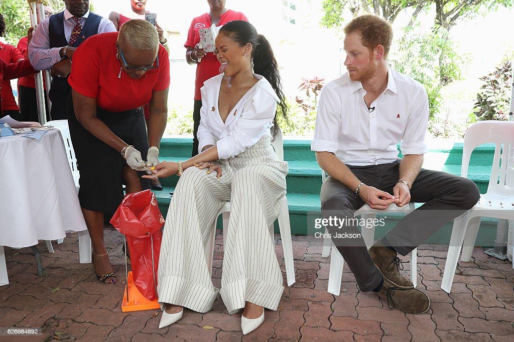 Карибский тур принца Гарри: Барбадос и Гайана
